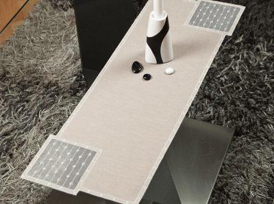 Tischläufer Plauener Spitze 25x70 cm