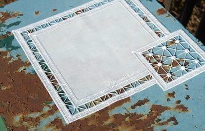 Moderne-tischdecke-quadrat-klein